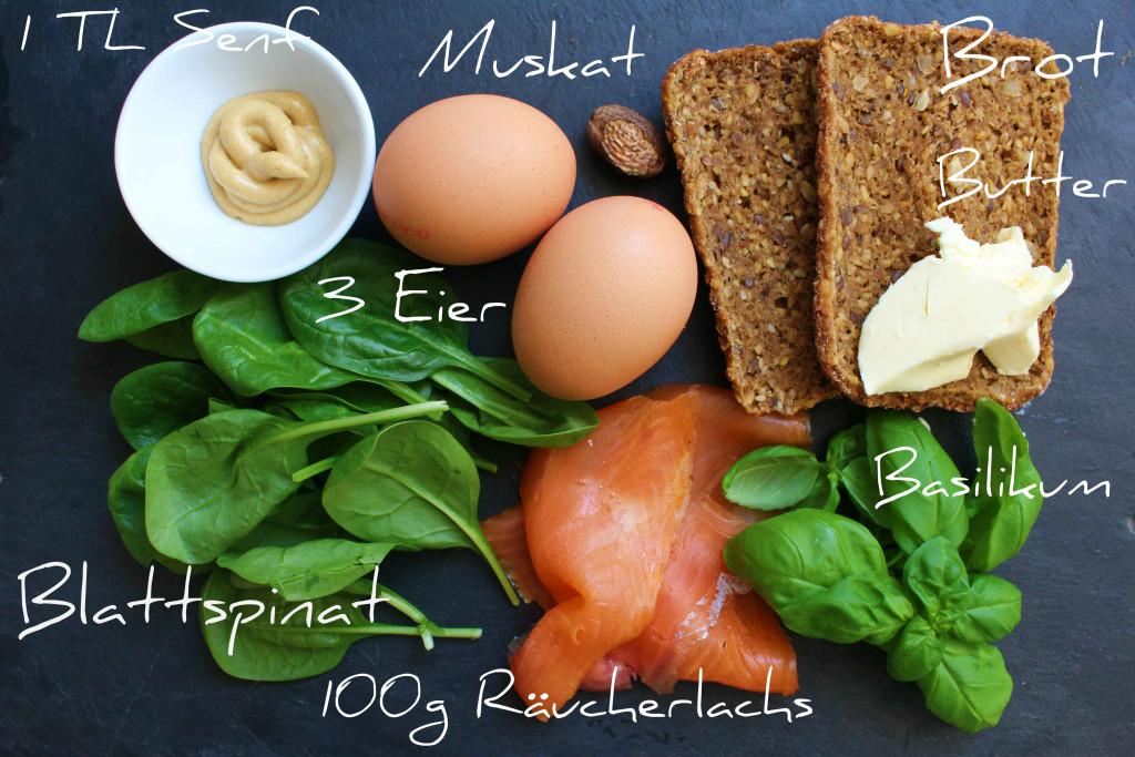 eggs benedict zutaten