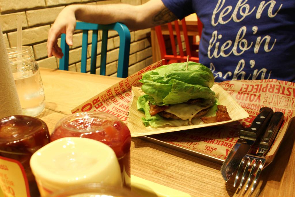 Burgerista Protein Style