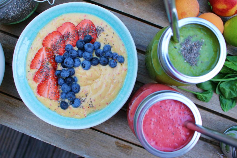 GEWINNSPIEL: 3 schnelle Frühstücks-Ideen (Beendet am 5. Juli 2015)