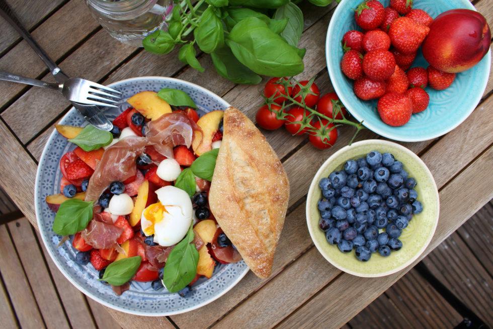 Fruchtiger Sommersalat*