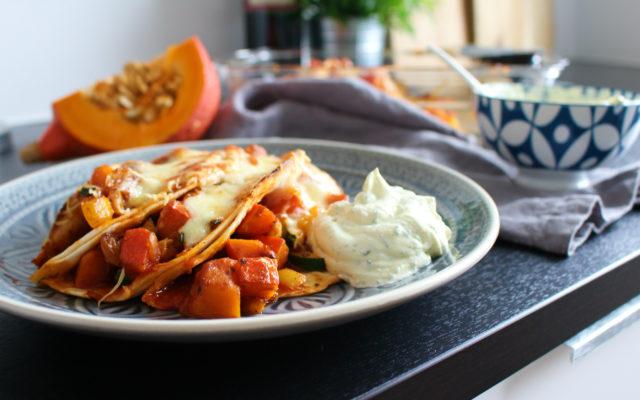 vegetarische Enchiladas