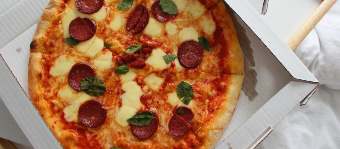 mjam.at sucht die beste Pizza in Wien*