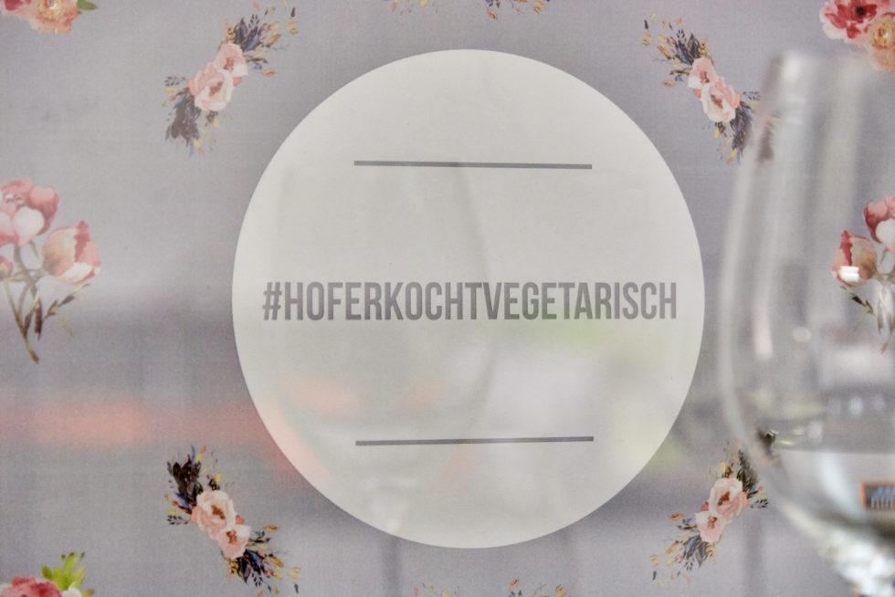 # hoferkochtvegetarisch Blogger Event *Werbung